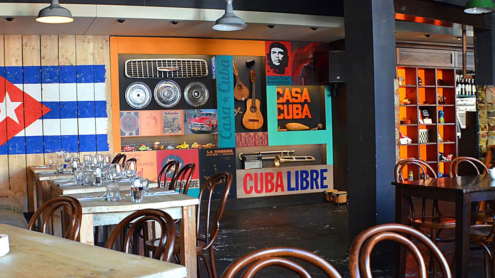 London Havana Cafe