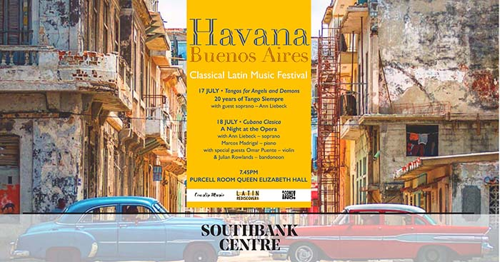 Cubana Clasica A Night at the Opera in Havana