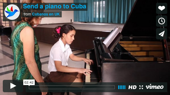 A piano for Cuba - Fundraising Classical Music Concert